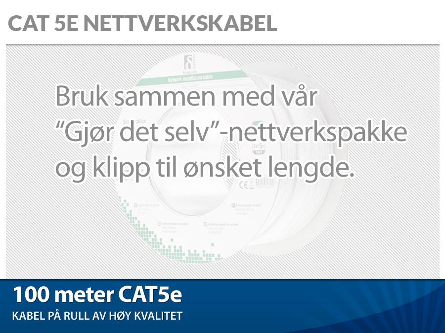 CAT5e 100m