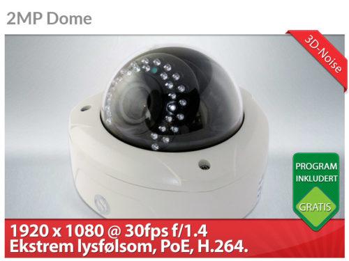 2MP Dome