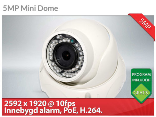 5MP Mini Dome
