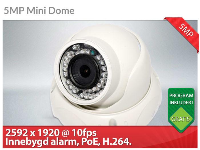 5MP Mini Dome