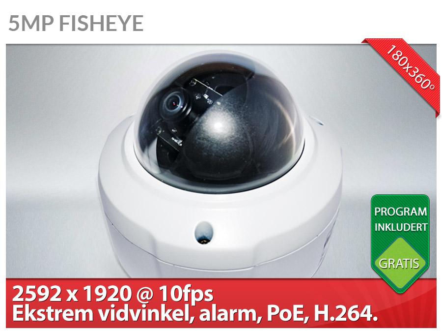 5MP Fisheye