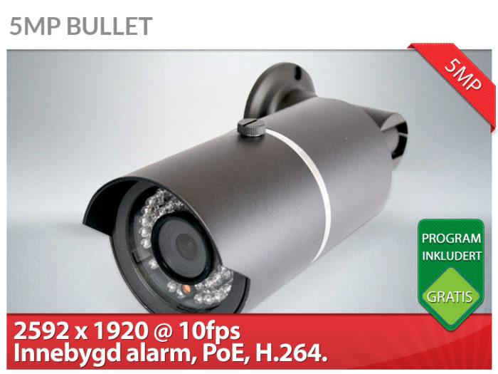 5MP Bullet