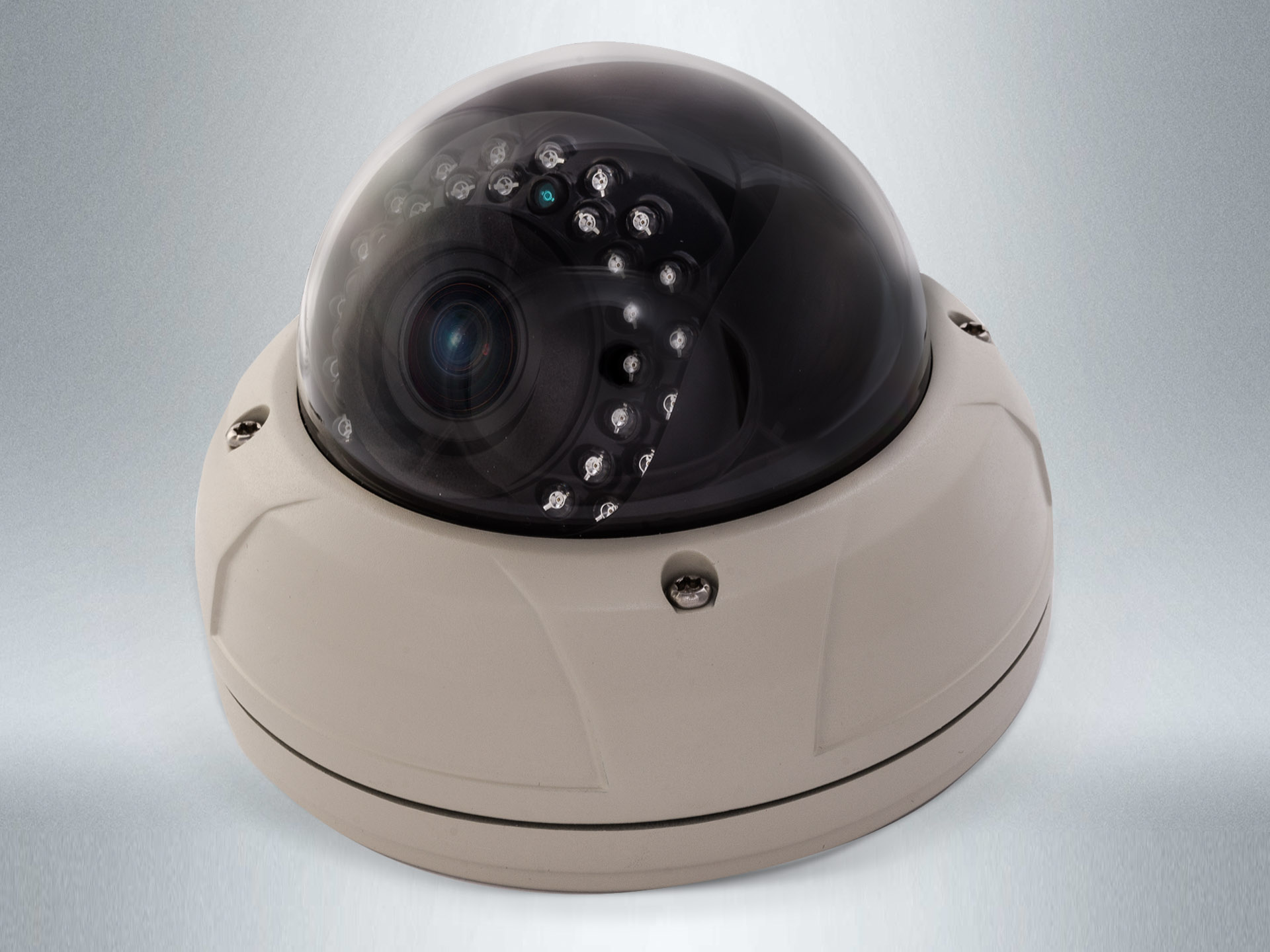 IPL 3MP dome manuell zoom